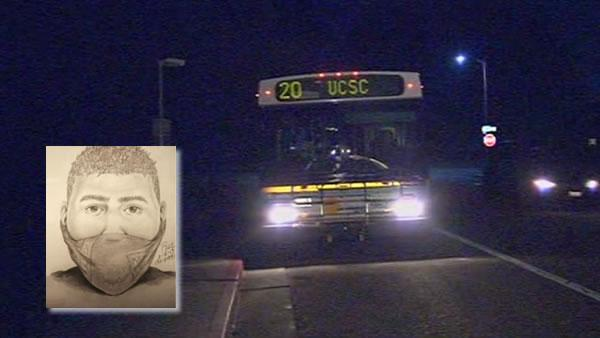 UC Santa Cruz student shot in head at bus stop