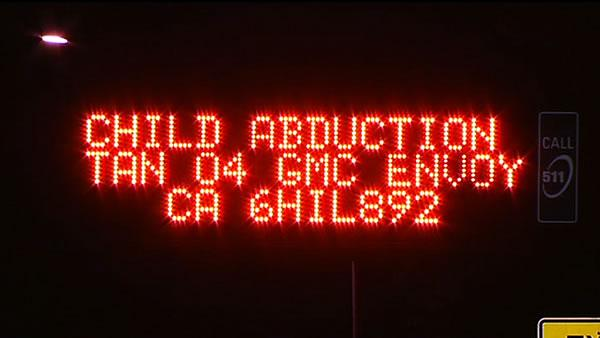 Amber Alert issued for 2-week-old baby in Sunnyvale