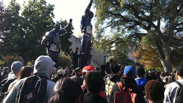 Outrage after SJSU students charged with hate crime