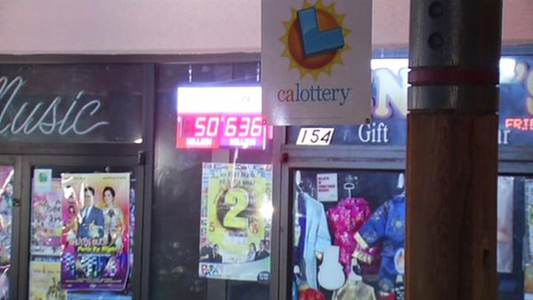 San Jose store sells winning Mega Millions ticket