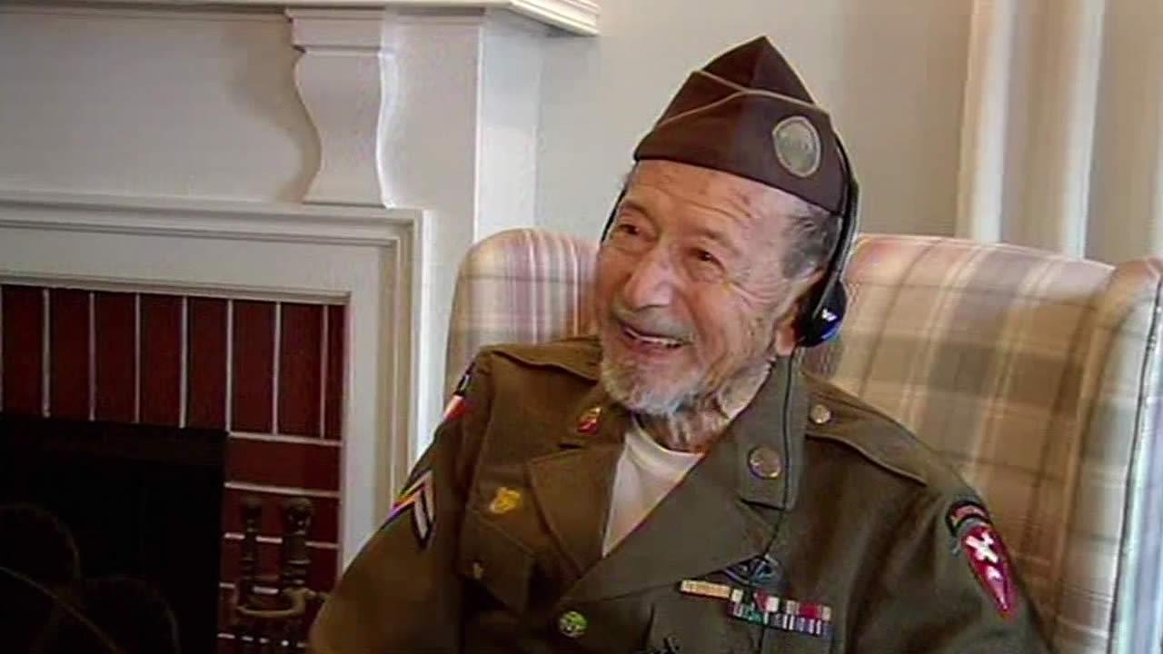 World War II Vet Joe Bell