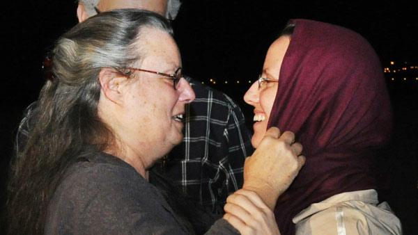 American freed by Iran plans medical exam