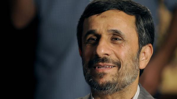 Iranian President Mahmoud Ahmadinejad in New York