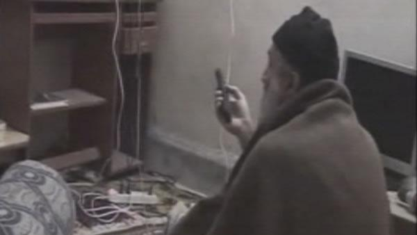 U.S. releases videos of Osama bin Laden