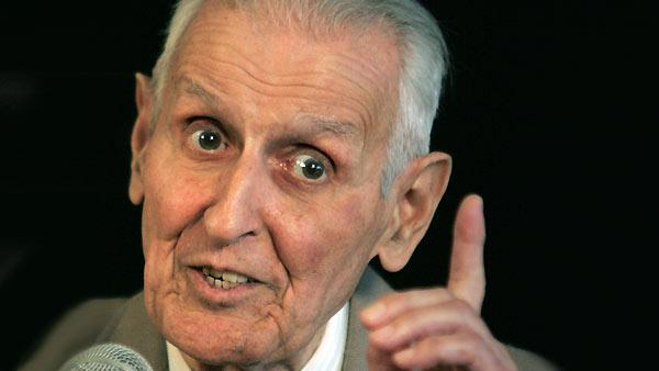 Assisted suicide advocate Jack Kevorkian