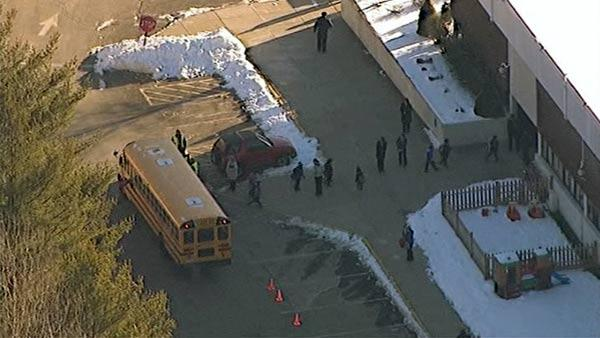 Sandy Hook kids face 1st classes since shooting