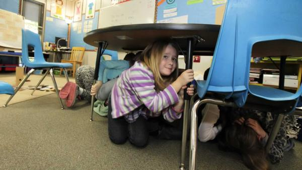 Millions to take part in global earthquake drill