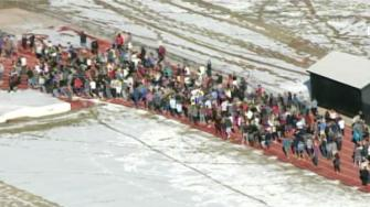 Police are responding to reports of a shooting at Arapahoe High School in Colorado.
