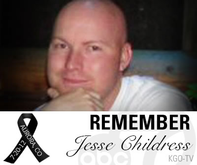 Staff Sgt. Jesse E. Childress, 29, of Thornton, Colo. was an Air Force reservist and cyber-systems operator based at Buckley.