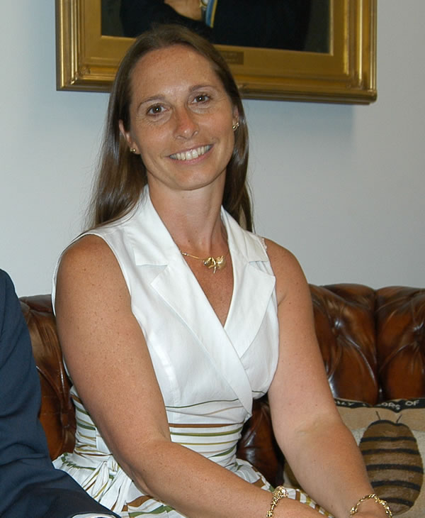 This July 2010 photo provided by the Newtown Bee shows Dawn Lafferty Hochsprung, principal at Sandy Hook Elementary School, in Newtown, Conn.  <span class=meta>(AP Photo&#47;Eliza Hallabeck; Courtesy Newton Bee)</span>