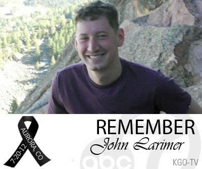 John Larimer, 27, of Crystal Lake, Ill., was stationed with the Navy at Buckley Air Force Base.
