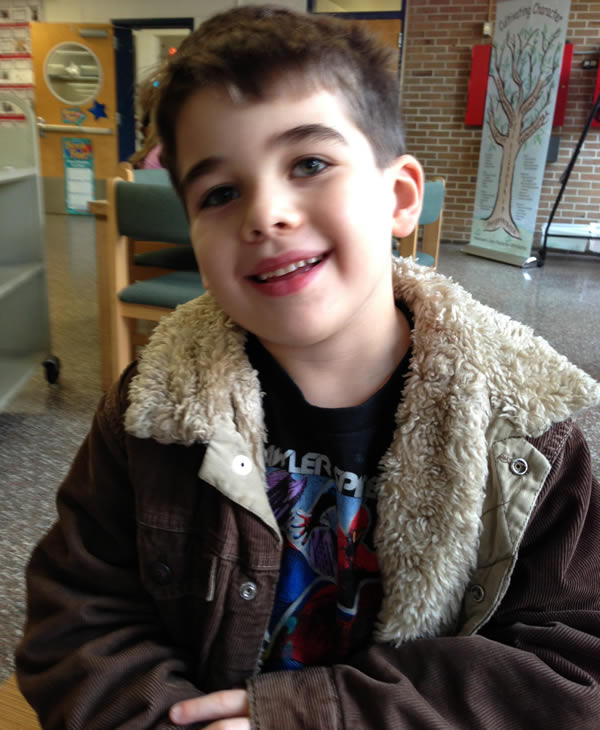 "<div class=""meta ""><span class=""caption-text "">This Nov. 13, 2012 photo provided by the family via The Washington Post shows Noah Pozner. The six-year-old was one of the victims in the Sandy Hook elementary school shooting in Newtown, Conn. on Dec. 14, 2012. (AP Photo/Family Photo)</span></div>"