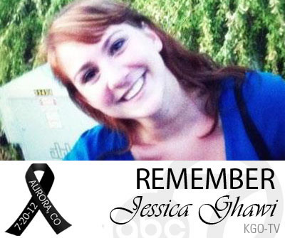 24-year-old Jessica Ghawi was an aspiring sportscaster and graduate of the University of Texas at San Antonio.
