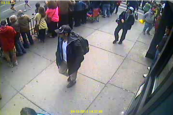 "<div class=""meta ""><span class=""caption-text "">The FBI has released photos of two suspects in the bombings at the Boston Marathon. (Photo/FBI)</span></div>"