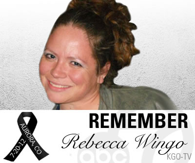 Rebecca Ann Wingo, 32, grew up in Quinlan, Texas and left to join the Air Force. She served as a Mandarin translator, studied at the Community College of Aurora, and was a customer relations representative at a mobile medical imaging company.
