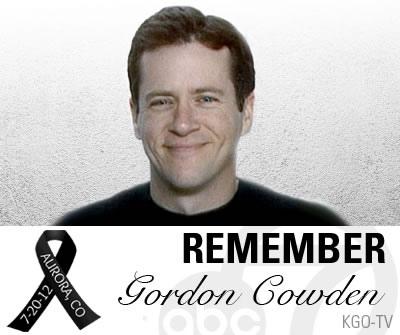 Gordon W. Cowden, 51, of Aurora, was a small-business owner and father of two teenagers.