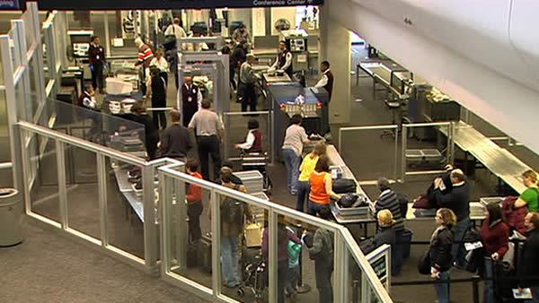 Questions raised over airport profiling