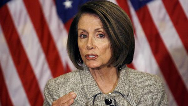 FBI arrests man for threatening Pelosi