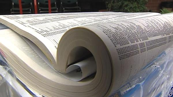 White Pages becoming obsolete in digital age