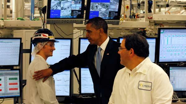 Solyndra faces layoffs despite stimulus loan