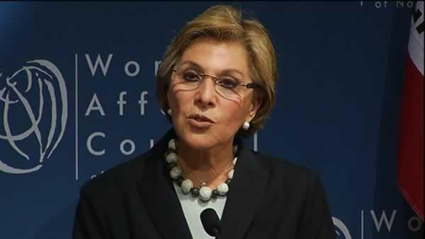 Sen. Boxer criticizes Obama on Afghan troop withdrawals