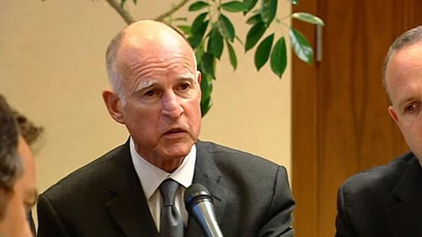 Brown ditches special election, seeks new budget