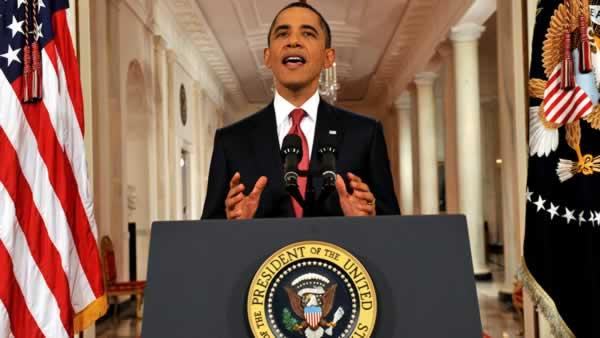 Obama addresses the nation on the debt debate