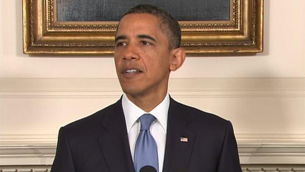 Obama delivers remarks on debt negotiations