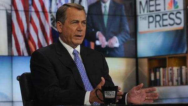 Boehner: House will reject 2-month payroll tax cut