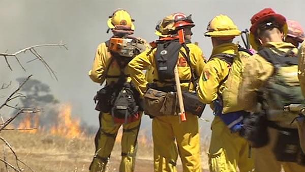 Calif. warns homeowners to prepare for fire season
