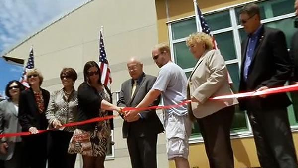Ribbon-cutting for new VA Mental Health Center