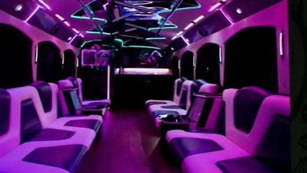 Teen Party Bus 5