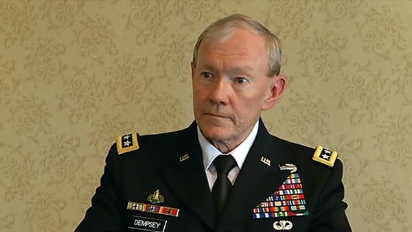 Gen. Dempsey: Situation in Syria complex