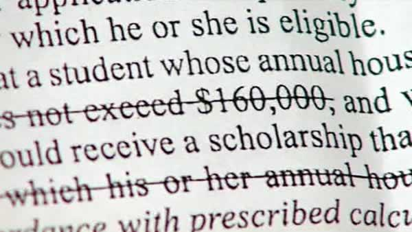 Plan would give CA millionaires tuition tax break