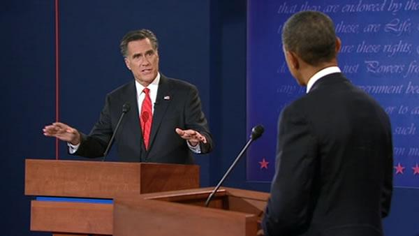 Fact checking the presidential debate