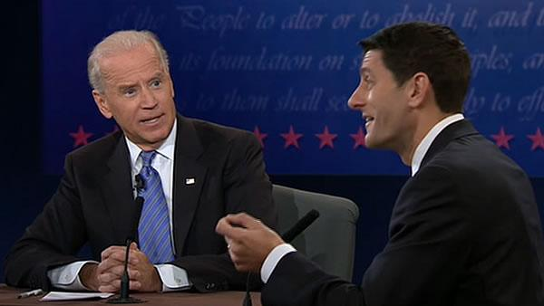 Biden and Ryan tangle on Afghanistan pullout