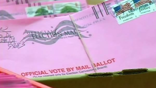 Surge in mail-in ballots could delay election results