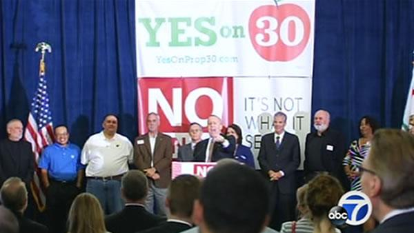 California looks closely at Prop 30