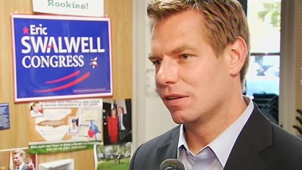 Eric Swalwell defeats 20-term Rep. Pete Stark