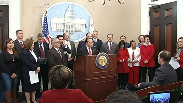Calif. GOP lawmakers support immigration reform