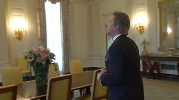 ABC7's Dan Ashley gets inside look at White House