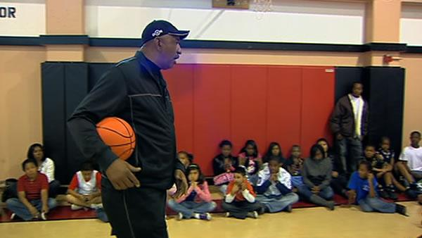 NBA stars visit Bayview youth in SF