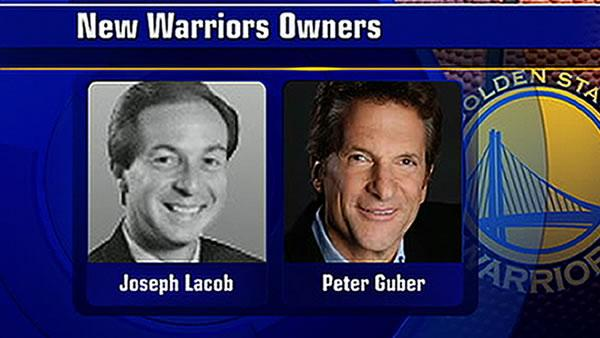 Interview with new Warriors owner