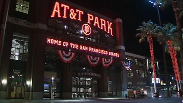 MLB may allow A's to play at AT&T Park