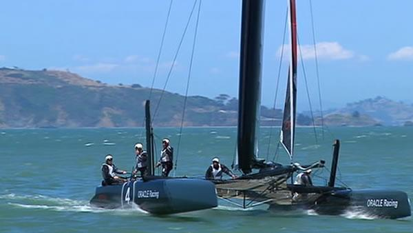 America's Cup partners with ocean conservationists