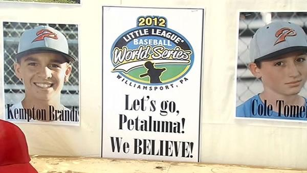 Surprises planned for Petaluma Little Leaguers