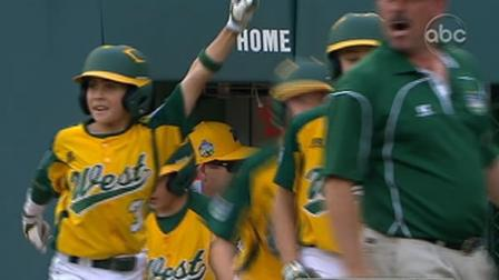 Petaluma beat Panama in the LLWS consolation game.