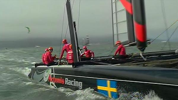 America's Cup World Series back in San Francisco
