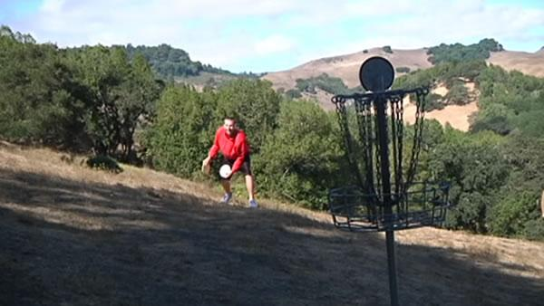 Disc golf gaining popularity in the Bay Area