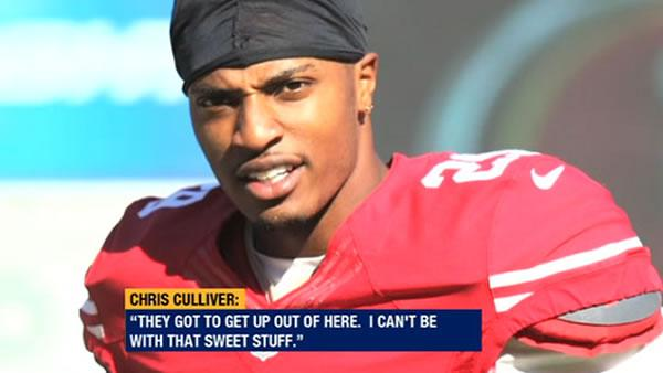 49ers' Chris Culliver apologizes for gay comment